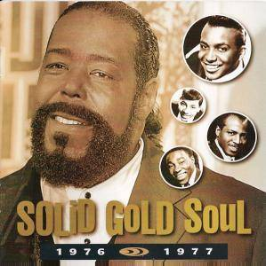 Solid Gold Soul - 1976-1977 - Cover