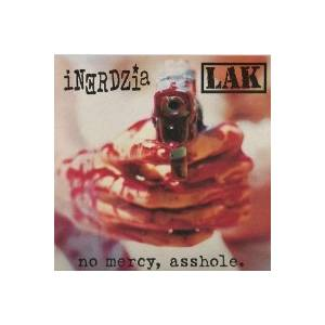 Cover - LAK: No Mercy, Asshole.