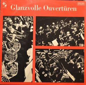 Glanzvolle Ouvertüren - Cover
