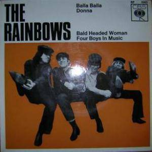 Cover - Rainbows, The: Rainbows, The