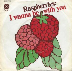 Cover - Raspberries: I Wanna Be With You