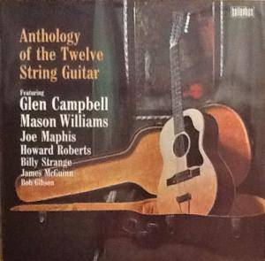 Cover - Mason Williams: Anthology Of The Twelve String Guitar
