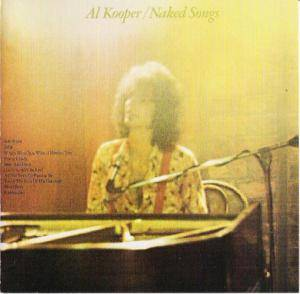 Cover - Al Kooper: Naked Songs