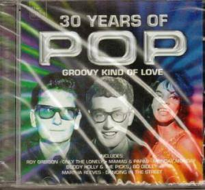 Cover - Jimmy Jones: 30 Years Of Pop - Groovy Kind Of Love
