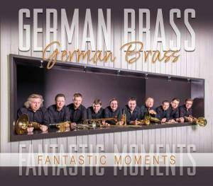 German Brass: Fantastic Moments - Cover