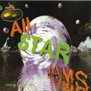 Cover - Tamia: All Star Jams Vol 01