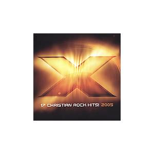 X 2005: 17 Christian Rock Hits! - Cover
