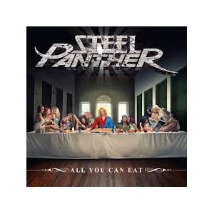 Steel Panther: All You Can Eat - Cover