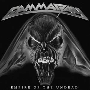 Gamma Ray: Empire Of The Undead - Cover