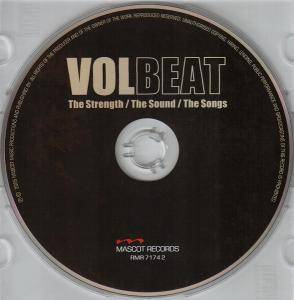 Volbeat: The Strength/The Sound/The Songs (CD) - Bild 5