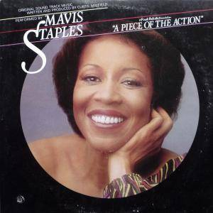 Cover - Mavis Staples: Piece Of The Action, A