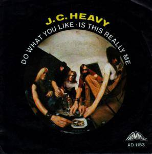 Cover - J. C. Heavy: Do What You Like