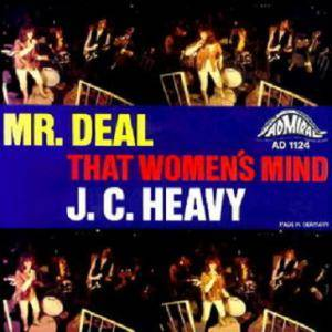 Cover - J. C. Heavy: Mr. Deal
