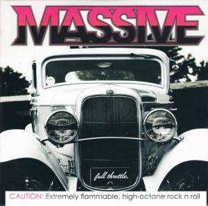 Massive: Full Throttle. - Cover