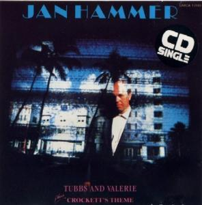 Jan Hammer: Tubbs And Valerie - Cover
