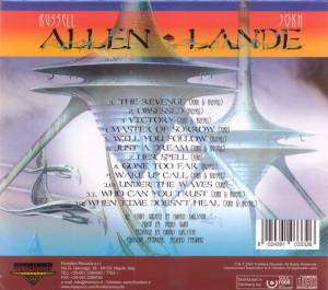 Allen / Lande: The Revenge (CD) - Bild 2