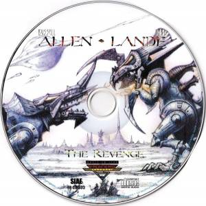 Allen / Lande: The Revenge (CD) - Bild 3