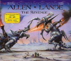 Allen / Lande: The Revenge (CD) - Bild 1