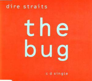 Dire Straits: Bug, The - Cover