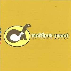 Matthew Sweet: Altered Beast - Cover