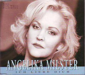 Cover - Angelika Milster: Ich Liebe Dich