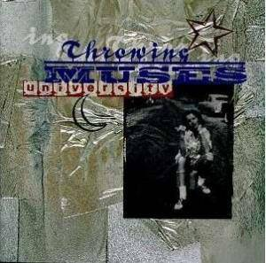 Throwing Muses: University - Cover