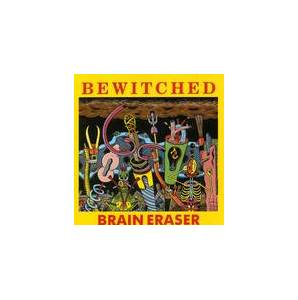 Bewitched: Brain Eraser - Cover