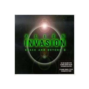 Cover - Jerry Goldsmith: Alien Invasion: Space And Beyond II