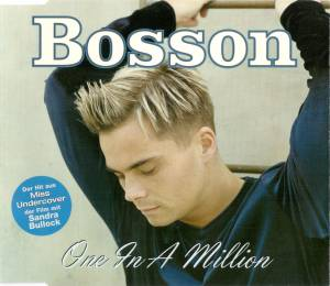 Cover - Bosson: One In A Million