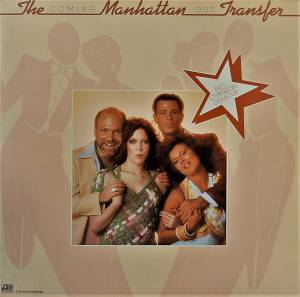 Cover - Manhattan Transfer, The: Coming Out
