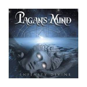 Pagan's Mind: Infinity Divine - Cover