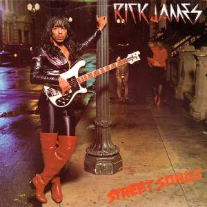 Rick James: Street Songs - Cover