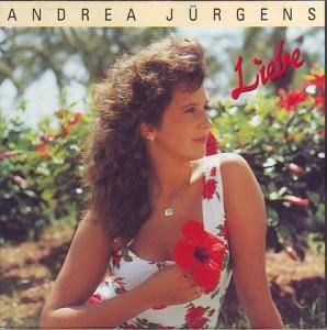 Andrea Jürgens: Liebe - Cover