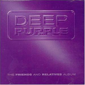 Deep Purple - The Friends And Relatives Album - Cover