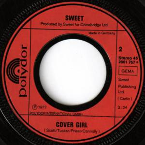 "The Sweet: Love Is Like Oxygen (7"") - Bild 3"