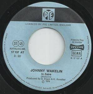 "Johnny Wakelin: In Zaire (7"") - Bild 2"