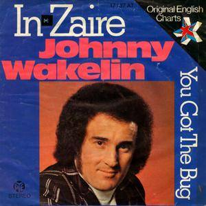"Johnny Wakelin: In Zaire (7"") - Bild 1"