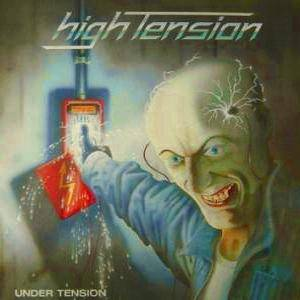 High Tension: Under Tension - Cover