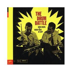 Cover - Gene Krupa & Buddy Rich: Drum Battle, The