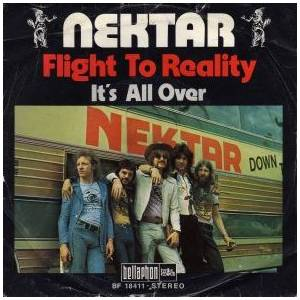 Nektar: Flight To Reality - Cover