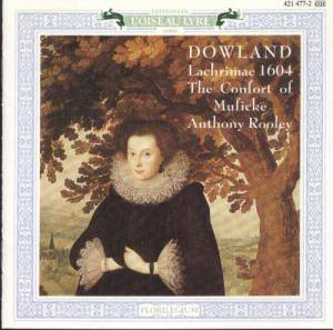 Cover - John Dowland: Lachrimae 1604