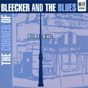 Cover - Oscar Brand: Corner Of Bleecker And The Blues, The