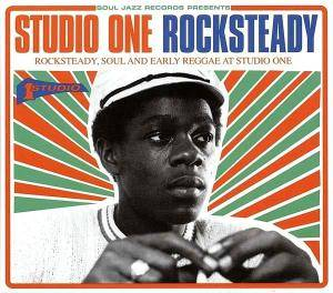 Cover - Cecil Campbell: Studio One Rocksteady