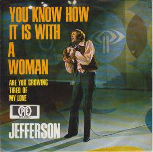 Cover - Jefferson: You Know How It Is With A Woman