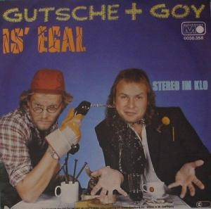 Cover - Gutsche & Goy: Is' Egal