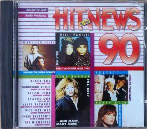 Hit News 90 (CD) - Bild 1