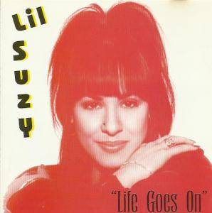 Cover - Lil Suzy: Life Goes On