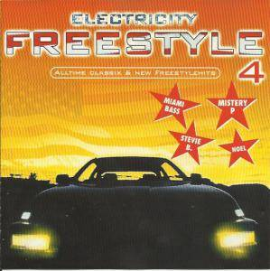Cover - Disc-O-Thek: Electricity Freestyle 4