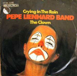 Cover - Pepe Lienhard Band: Crying In The Rain