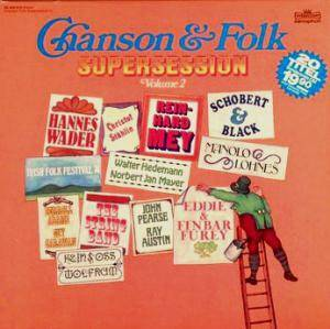 Chanson & Folk Supersession Volume 2 - Cover